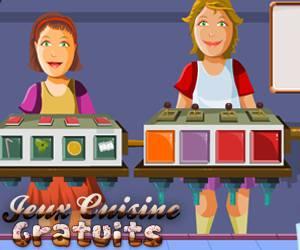 jeu de pr paration d 39 un hotdog sur jeux de cuisine. Black Bedroom Furniture Sets. Home Design Ideas