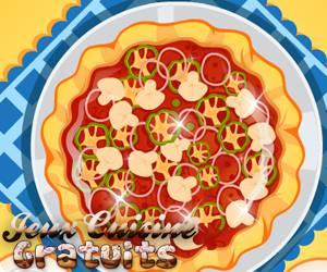 Jeu de pr paration de glace sur jeux cuisine gratuits - Les jeux de cuisine pizza ...